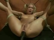 Extreme. Abusing pussy and ass of my dirty slave