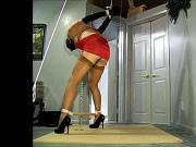 Leg spreader strapado