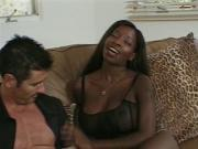 Interracial fuck with vanessa blue