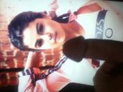 Selena Gomez cock cum tribute 5