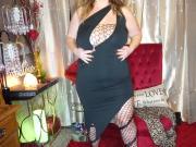 Date Night Black Dress