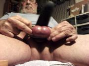 Luv showing my cock