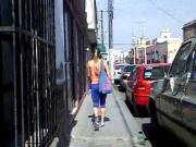 colitas en la calle