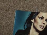 Danielle Lloyd Cum Tribute 1
