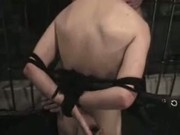 Hot Master Dominates Young Slave 1