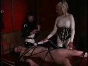 Tied And Punished