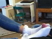 Sexy Chell Shoejob Ankle Socks