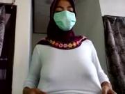 indonesian- jilbaber tudung hijab exhibitionist
