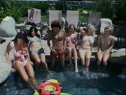 Swimming Pool Sex Party 3!