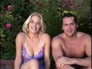 Papa - Blonde Swimmer Gets Banged Hard