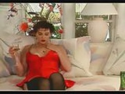 Tina Tyler takes a heavy cumload