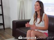 CastingCouch-X - Jade Nile first audition with our agent
