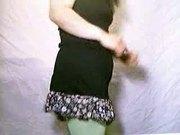 Dancing Kimika Green tights