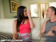 OnlyTeenBlowjobs Brittany Shae Sucks Cock For Fame