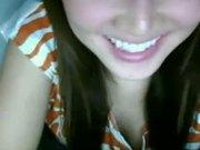 Asian Webcam Tease