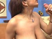 Big titted Ana Paula.
