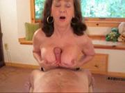 Hot Tits Mature Titjob