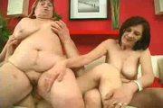 Granny Threesome