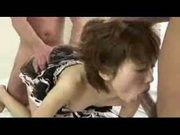 Cute Japanese Girl Hina Wakaba Threeway Part 3 DM720
