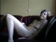 Lise masterbating