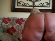 A very welcoming fat ass