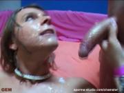 Multiple Cumshot Gangbang - Sexy Susi - P1 ------------