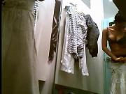 Hidden Cam Dressing Rooms Series 003 - NON-NUDE
