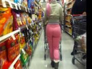 Pink Sweats Bubble Ass Latina
