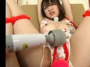 NAKAMURA Hina vibrator orgasm
