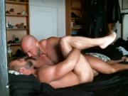 Hot Daddies make Love