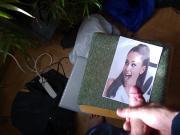 Ariana grande cum tribute