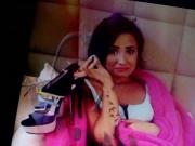 Cum tribute Demi Lovato #5