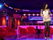 Lana Rey hot striptease