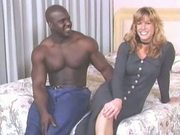 Alex Jordan gets Buttfucked by a Large Black Man.