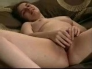 Teen girl with a vibrator