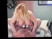 I cum deep inside her pussy