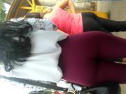 Morenan in bus stop 1