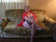 Old Granny Ddew Masturbation