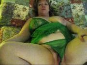 MUFFIN Green Lace Preview 2