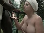 Heidi Cassini prende un grosso cazzo nero