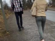 Teen In Grey Pants PT.1