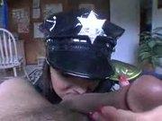 Police girl pov
