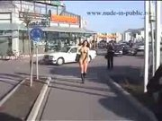 Nude In Public 21 (Walk Through Town)