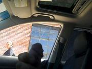 Public Car Masturbation Flashing Cock