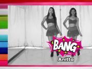 Novinha Anitta Cover 2