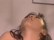 Asian Detective Fucks Her Partner