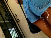 teen in shorts 22