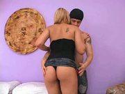 Alana MIALE & BF Fuck Each Other Bareback