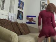 lit dress twerking