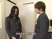 Japanese school girls seduce and kisses 3-3  (MrNo)